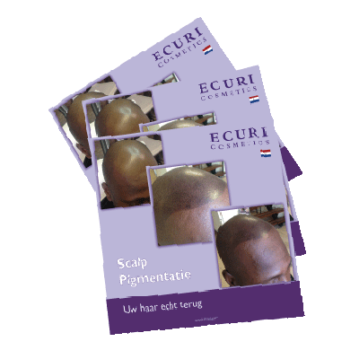 Ecuri Scalp Pigmentation Brochure