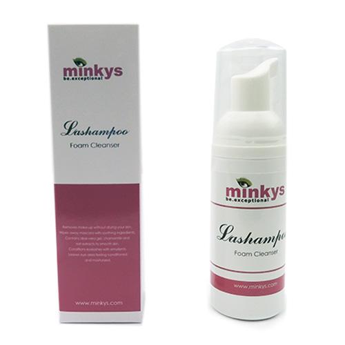 Minkys Lash Shampoo Beauty Board