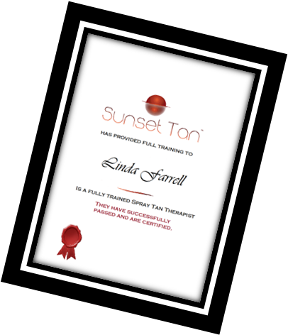 Sunset Vitamin Based Organic Tan